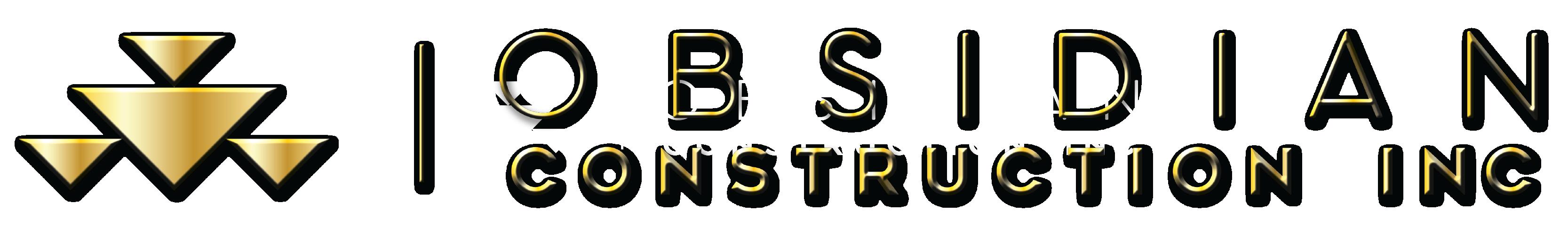Obsidian Construction Inc
